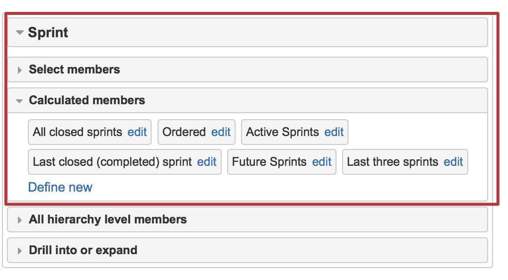 Automatically select current sprint - Questions & Answers