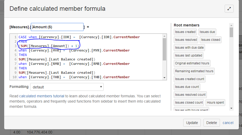 How To Add Value Wherein The Custom Field Contains A Comma