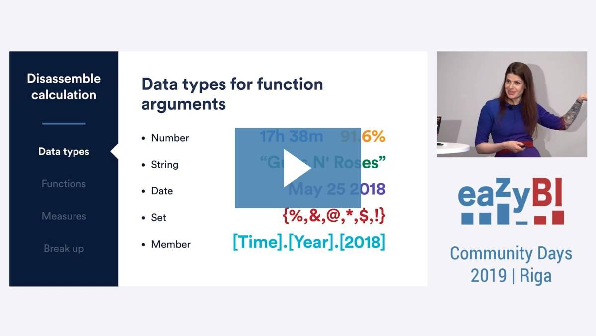 14 How to See Through Calculated Measure by Zane Baranovska, eazyBI